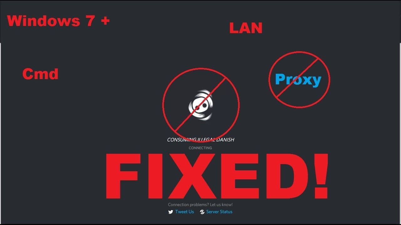 HOW TO FIX DISCORD NOT CONNECTING