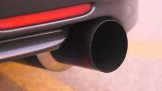 HONDA ACCORD EURO-R CL7 AMUSE R1 Titan Exhaust (IDLE - REV)