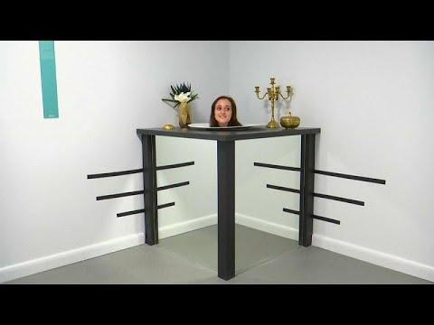 euronews (en français): J-1 avant l'ouverture au public du Musée des Illusions de New York