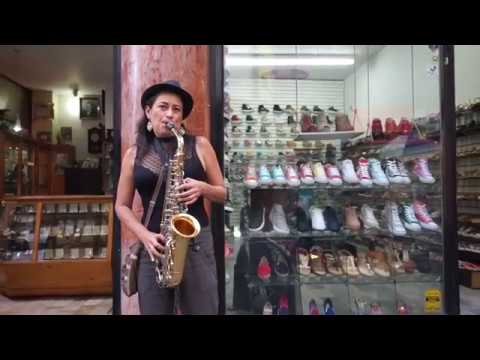 """""""Pink Panther Theme"""" cover by Miserly Ensueno Rodriguez 