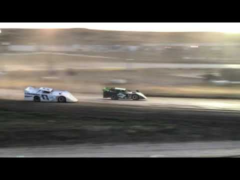 09/01/2019 Gillette Thunder Speedway Clash heat outside