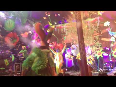 Amnesia closing Party elrow 2017