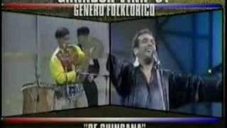 Hector Titin Molina Gana Festival de Viña 1991