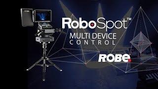 ROBE lighting - RoboSpot product video