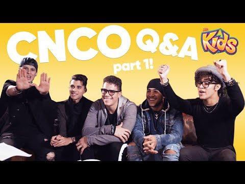 CNCO Q&A in Stockholm - Part 1! | 18 April 2018 - Filtr Kids