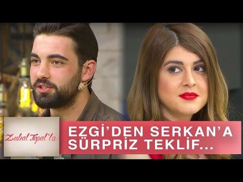 Zuhal Topal'la 191. Bölüm (HD)   Ezgi Locada Kime Aşkını İtiraf Etti?