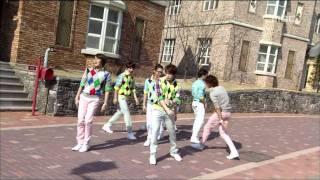 ZE:A - Here I am, 제국의 아이들 - 히어 아이엠, Music Core 20110409