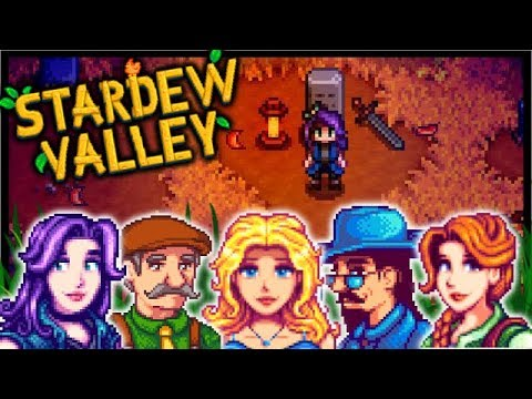 THE MIDNIGHT MEETING WITH ABIGAIL! | Stardew Valley Modded #23