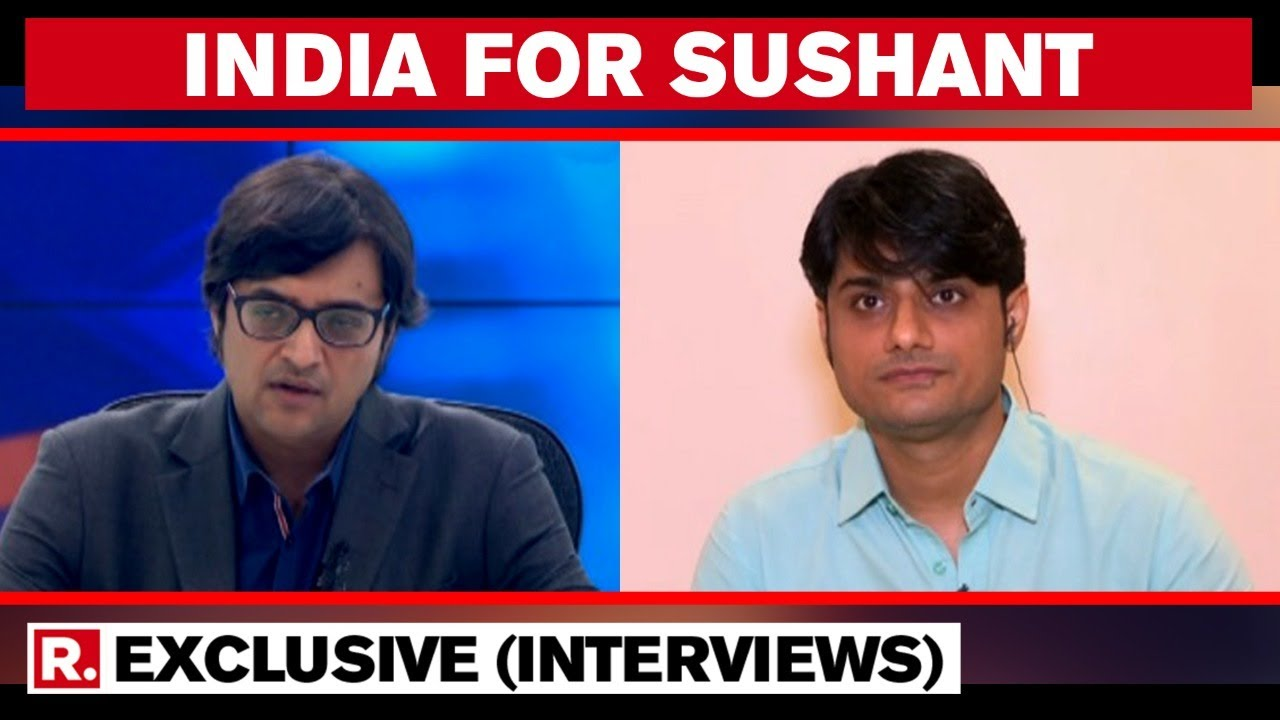 Sushant Singh S Friend Filmmaker Sandip Ssingh Makes Sensational Revelations On The Debate Youtube