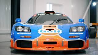 ROFGO Park – Iconic Cars Series  - #GulfXMcLaren