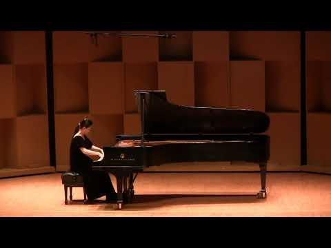 Brahms piano sonata No.2 First movement
