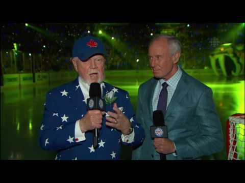 NHL Coachs' Corner Playoffs Part I  Pre Game   June 11th, 2017