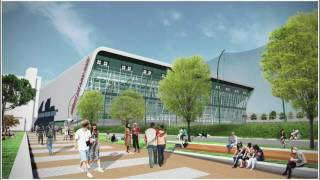 60 Seconds w/ Mike Ventola on NJIT's Wellness & Events Center