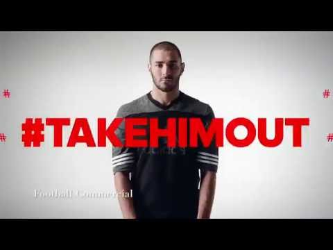 THE BEST 3 ADIDAS COMMERCIAL!!!!!