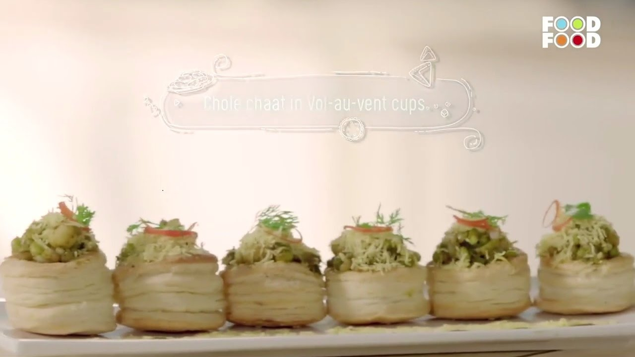 Chole chaat in vol au vent cups namkeens nation rakesh seth chole chaat in vol au vent cups namkeens nation rakesh seth foodfood youtube forumfinder Choice Image