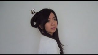 Chinese Princess Hair Tutorial III