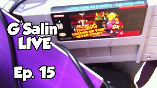 Video Game Garage Sale Pickups LIVE #15: Outrunning for boxed NES Games!