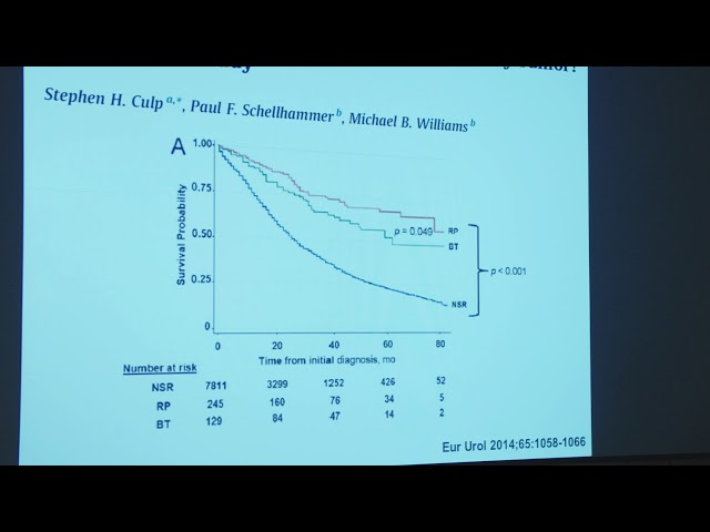 Oligo-mestatatic prostate cancer - Is local therapy still indicated