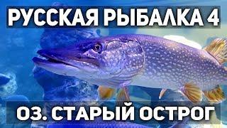 Російська рибалка 4. В 13.00 мск тур на лина на оз.Старий острог!!! 1 місце - спін Syberia Linear S68M