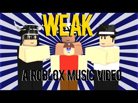 Weak  AJR  A ROBLOX Bully Story