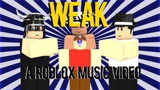 Weak | AJR | A ROBLOX Bully Story