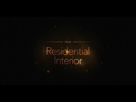2018 PDCA National Industry Award - Residential Interior