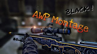 BLACK-AWP Montage - Critical Ops : Reloaded