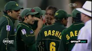 From the Vault: Shoaib sizzles at the Gabba