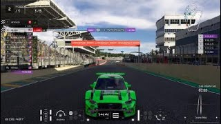 Gran Turismo®SPORT Brazil WRX GT3 :2nd is good enough
