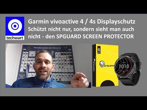 garmin-vivoactive-4,-4s-und-venu-displayschutzfolie---test-und-video-aufbring-anleitung