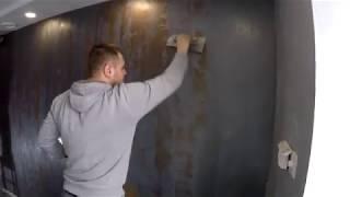 как сделать стену в стиле лофт своими руками