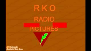 RKO Radio Pictures Logo Pinocchio Varaint