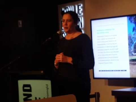 Premier Annastacia Palaszcuzk  talks on film interest /theatre funding