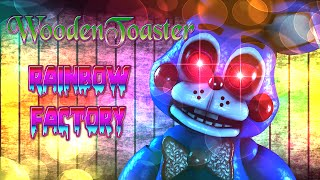 SFM| The Taste Of Rainbows | Rainbow Factory (MLP song)- WoodenToaster (Contains GORE) thumbnail