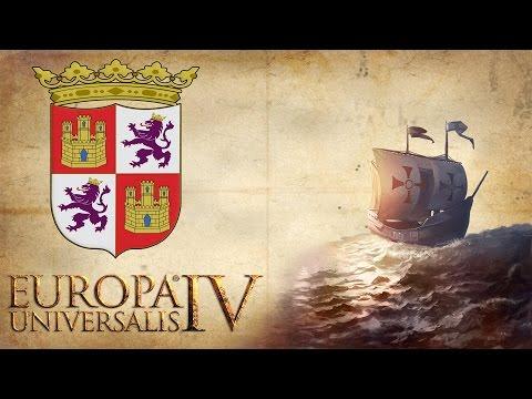 Europa Universalis IV // Imperio Español #1