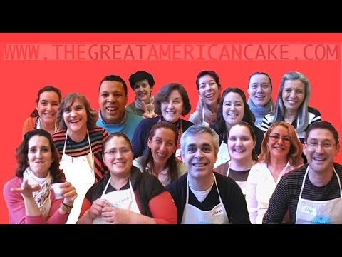 CAKE DECORATING IN PORTUGAL - DAVID CAKES ROYAL ICING EXPERIENCE - Part 7- STUDENT INTERVIEWS