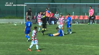 Scandicci-Jolly Montemurlo 1-1 Serie D Girone E