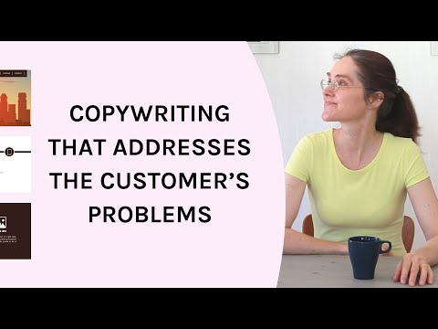 Pain Points | Copywriting That Addresses the Customer's Problems (Email Marketing and Sales Pages)