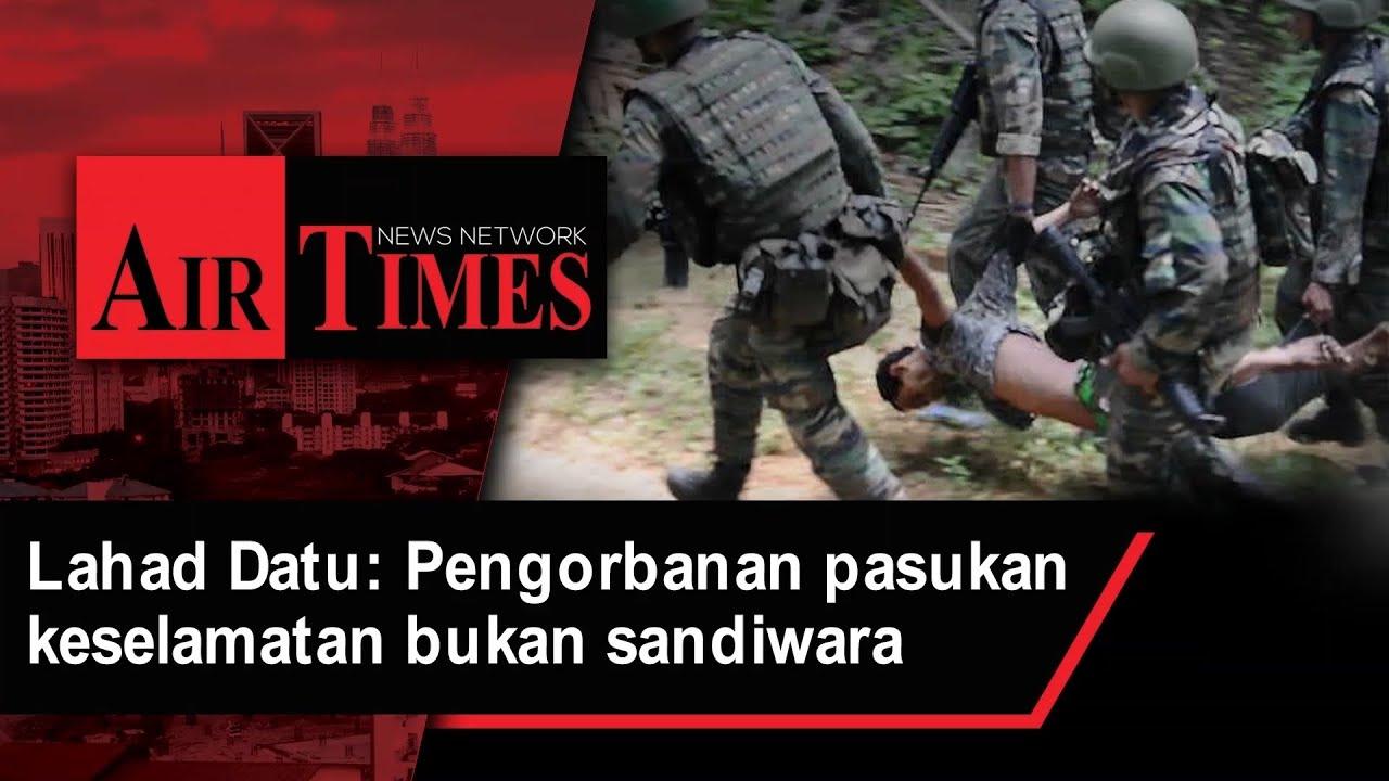 Download Lahad Datu: Pengorbanan pasukan keselamatan bukan sandiwara
