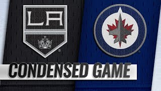 10/09/18 Condensed Game: Kings @ Jets