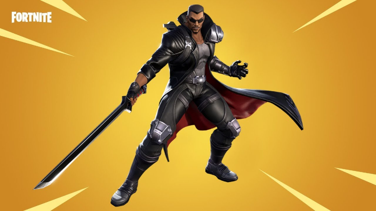 New BLADE SKIN RELEASE DATE in Fortnite Item Shop! - YouTube