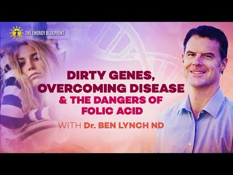 Dirty Genes, Overcoming Disease, & the Dangers of Folic Acid with Dr. Ben Lynch, ND