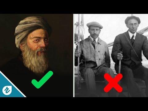 Manusia Pertama Yang Berhasil Terbang Ternyata Seorang Muslim!! Jauh Sebelum Wright Brothers