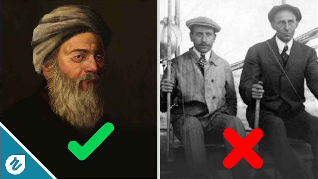 Hasil gambar untuk Manusia Pertama Yang Berhasil Terbang Ternyata Seorang Muslim!! Jauh Sebelum Wright Brothers