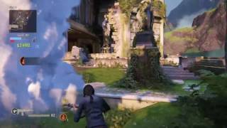 Uncharted 4 multiplayer (HS39)