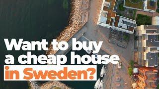 buy house in sweden
