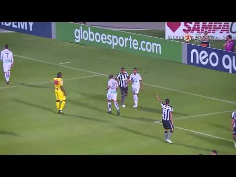 Melhores Momentos - Santos 1 x 0 Botafogo - Campeonato Brasileiro (07/06/2017)