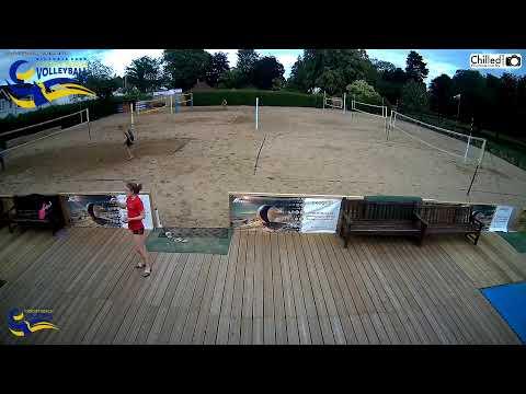 Livestream Beachvolleyball