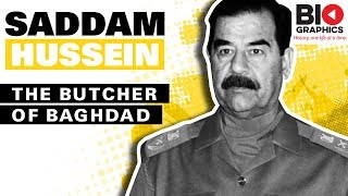 Download Saddam Hussein Biography: The Butcher of Baghdad Mp3 and Videos