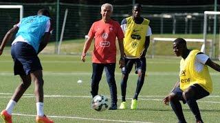 Kazakhstan France Espoirs : Pierre Mankowski, première journée chez les U21